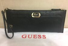 Guess Black Evening Clutch Bag