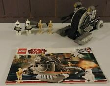 LEGO 7748 Star Wars CORPORATE ALLIANCE TANK DROID, Complete, Instructions No Box