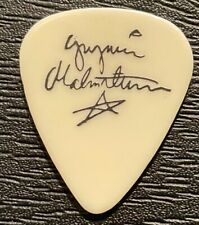 YNGWIE MALMSTEEN #2 ONE SIDED TOUR GUITAR PICK