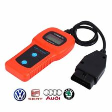 OBD2 OBDII CAN U281 Auto Scanner Code Reader AirBag ABS Reset TooL VW Audi LW