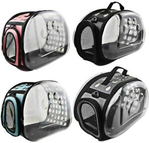 Pets Capsule Bag Convenient Travelling/ Outdoor Cats/ Dogs Backpack Carrier Cage