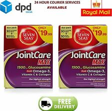 Seven Seas jointcare Max Duo 2 Pack marca nueva