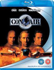 Nicolas Cage Con Air DVDs & Blu-ray Discs