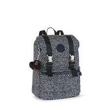 BNWT Kipling EXPERIENCE S Small Backpack/Rucksack DOT DOT DOT EMB SPF17 RRP £79
