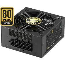 Sharkoon SilentStorm SFX Gold 500W, PC-Netzteil, schwarz