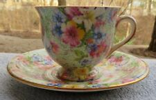 Royal Winton Marion Floral Chintz Cup and Saucer Set