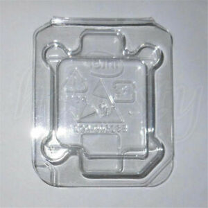 10pcs CPU Case Holder Tray Box Plastic Protection For Intel Socket 775 1150 1156