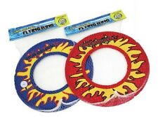 WET SPLASH FLYING RING 10 All Ages Game WSFR Beach Pool Party Frisbee Ultimate