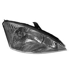 Headlight Headlamp Passenger Side Right RH Halogen for 00-02 Ford Focus