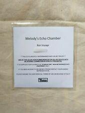 Melody's Echo Chamber - Bon Voyage - 7 Track Promo CD Album 2019
