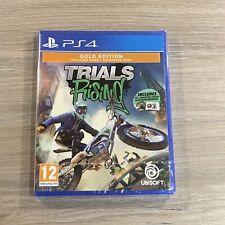 Trials Rising Gold Edition - PS4 PlayStation - Brand New & Sealed - UK 🇬🇧 PAL