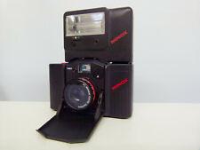 Minox GT-E 35mm Compact Film Camera+Minox FC-E Flash EXCELLENT++RARE!
