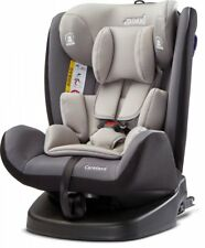 Autositz Kinder Kinderautositz Caretero Mokki Grau 360° ISOFIX 0-36 kg