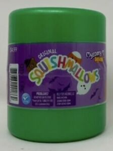 New Kellytoy Squishmallow 2021 Mystery Squad Green Capsule Halloween 4' Sealed
