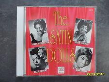 The Satin Dolls cd Dinah Washington, Sarah Vaughan, Billie Holiday, Nina Simone