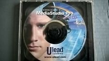 ULEAD MEDIASTUDIO PRO 5.2 - CONTENT CD AND BONUS PAK - 1998 - RETRO PC SOFTWARE