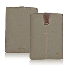 iPad mini 5 case Khaki Cotton Twill NueVue Sanitizing Screen Cleaning Sleeve