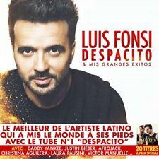 LUIS FONSI / DESPACITO & MIS GRANDES EXITOS * NEW CD 2017 * NEU