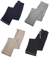 Majestic International Mens Cotton Knit Sleep Lounge Pajama Pant