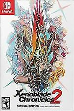 Xenoblade Chronicles 2 Special Collector's Edition (NO Game)