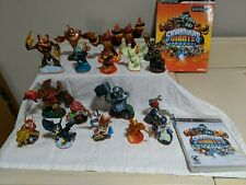Lot of 18 Skylanders Giants Activision Figures / PS3 Game / Guide GUC