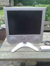 Sharp Aquos LC-20C2E LCD Colour TV Monitor 20