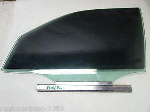 2001 MERCEDES E430 FRONT LEFT DOOR GLASS W. TINT OEM 00 01 02