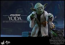 Hot Toys MMS369 Star Wars Episode V Empire Strikes Back 1/6th scale Yoda figure