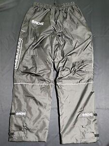 Proviz Nightrider Waterproof Cycling/Running High Visibility Pants Size XL
