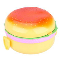Burger Boxes Double Plastic Insulation Box Lunch Box Lunch Box NEW