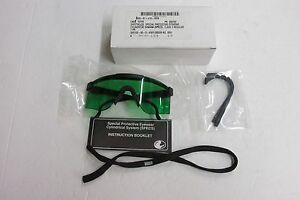 US MILITARY BALLISTIC LASER EYE PROTECTIVE SPECS GLASSES SHOOTING TACTICAL GREEN