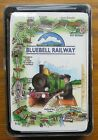 Bluebell Railway Vintage Plastic Coated Playing Cards Rare Unused Sealed Boxed