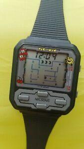 Pac-Man Watch..nelsonic