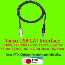 Yaesu USB CAT Cable FT-1000, FT-980, FT-990 +++