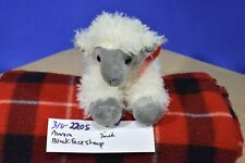 Aurora Mini Black Face Sheep 2018 beanbag plush(310-2205)