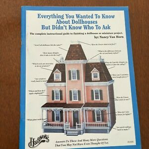 Houseworks Everything You Wanted To Know About Dollhouses But Didn't Know To Ask