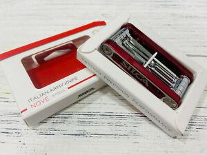 Silca Tool Italian Army Knife - Nove (9 Tools)