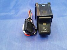 WINDSHIELD LIGHTS ON / OFF SWITCH  FOR JEEP TJ WRANGLER 1997-2006 WITH PIG TAIL