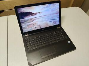 "HP 15"" I7-7500U 8GB RAM 1TB HDD WINDOWS 10"