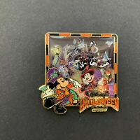 TDR - Halloween 2010 Mickey Mouse Disney Pin 81403