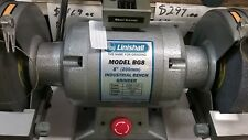 LINISHALL Industrial BENCH GRINDER, NEW 8 INCH (200mm), 1 HP, 3450 rpm, 120V