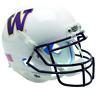WASHINGTON HUSKIES NCAA Schutt XP Authentic MINI Football Helmet