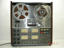TEAC A-2340SX 4 Channel Reel to Reel Tape Recorder Simul-Sync Multitrack Series