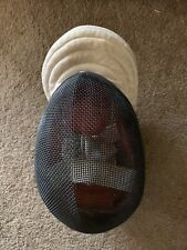 Fencing Mask With Neck Strap•