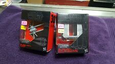 STAR WARS THE BLACK SERIES TITANIUM SERIES imperial cargo & Tie Striker lot of 2