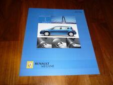 Renault Megane AVANTAGE Prospekt 07/2005