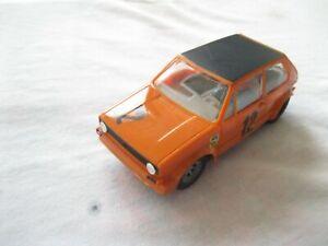 Carrera Universal VW GOLF Orange mit Gewichten