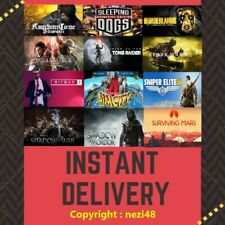 5 TOP LEGENDARY VIP Random Steam Keys Worth more than 85.00$🔥Instant delivery🔥