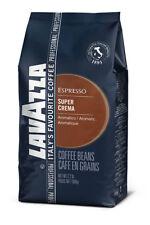 Lavazza Super Crema Coffee Beans 1kg