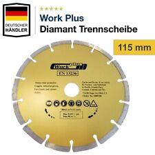 Diamanttrennscheibe Diamantscheibe 115 125 180 230 Beton Stahl Pflaster Estrich